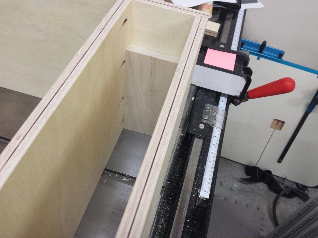 "4"" spacer for drawer"