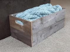 DIY Pallet Wood Crate