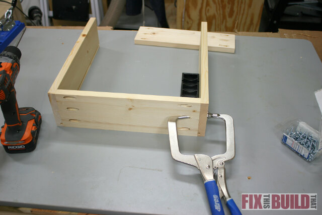 Kreg Jig Drawer Assembly