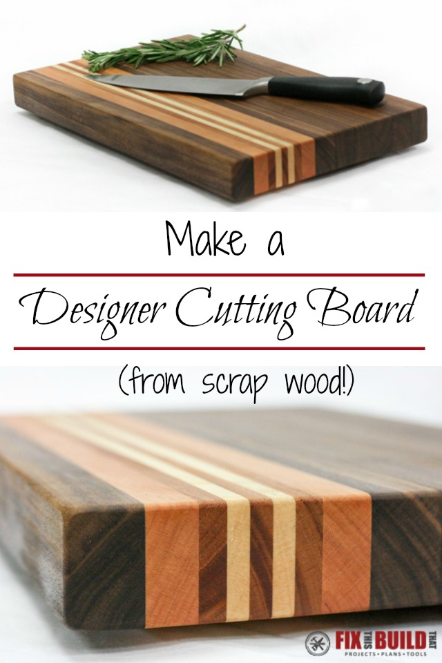 Lovely How To Make A Cutting Board