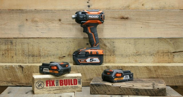 RIDGID Stealth Force Pulse Driver
