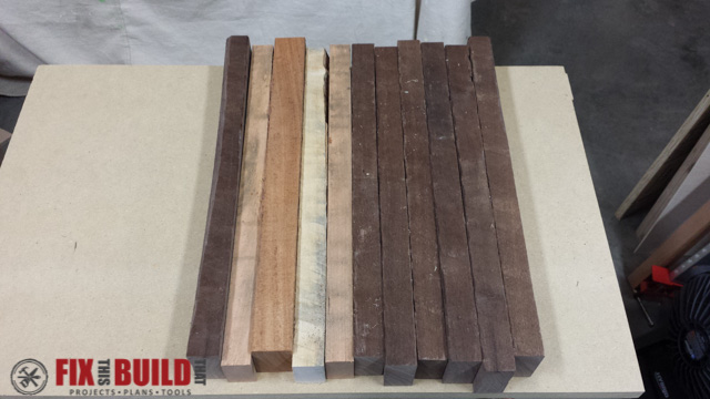 Scrap Wood Cutting Board-10