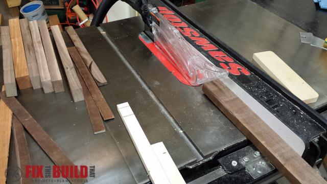 Scrap Wood Cutting Board-12
