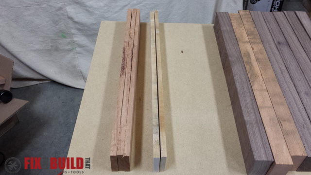 Scrap Wood Cutting Board-16