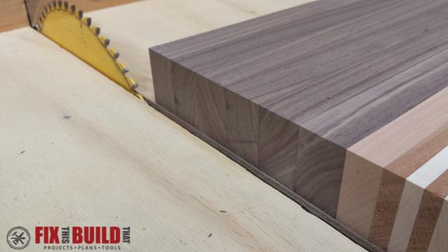 Scrap Wood Cutting Board-40