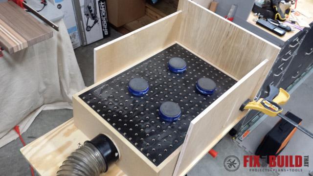 Scrap Wood Cutting Board-42