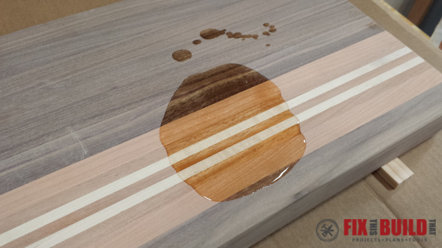 Making A Wooden Table Top | Woodworking Blog