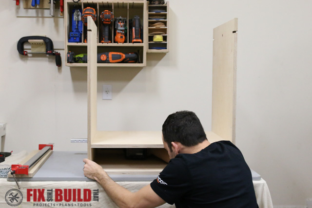 DIY Flip Top Tool Stand-13