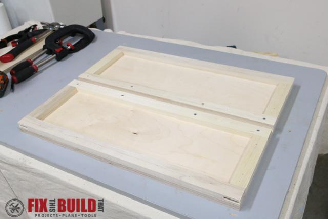DIY Flip Top Tool Stand-18