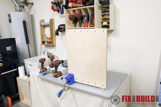 DIY Flip Top Tool Stand-2