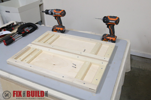 DIY Flip Top Tool Stand-21