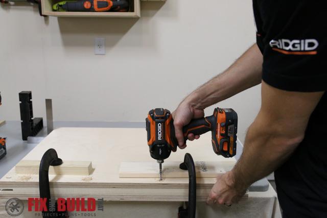 DIY Flip Top Tool Stand-23