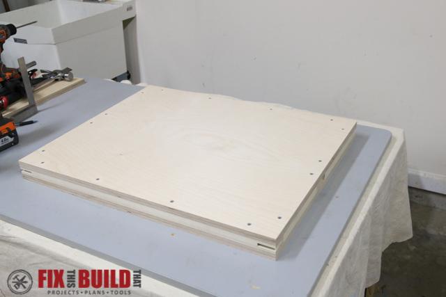 DIY Flip Top Tool Stand-24