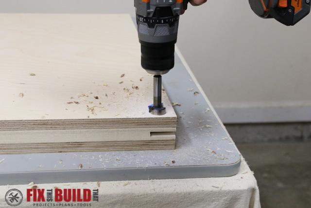 DIY Flip Top Tool Stand-25