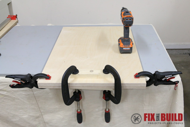 DIY Flip Top Tool Stand-3