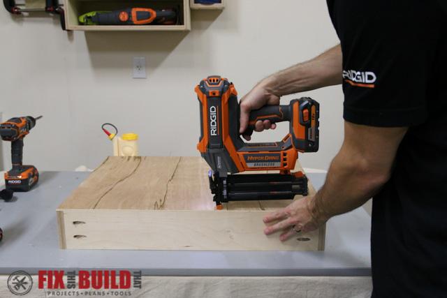 DIY Flip Top Tool Stand-32