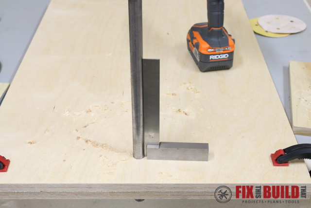DIY Flip Top Tool Stand-4