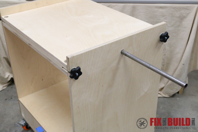 DIY Flip Top Tool Stand-40