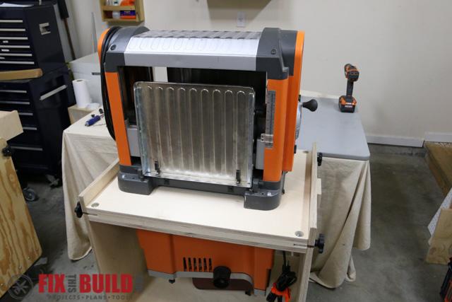 dewalt planer stand. diy flip top tool stand-47 dewalt planer stand