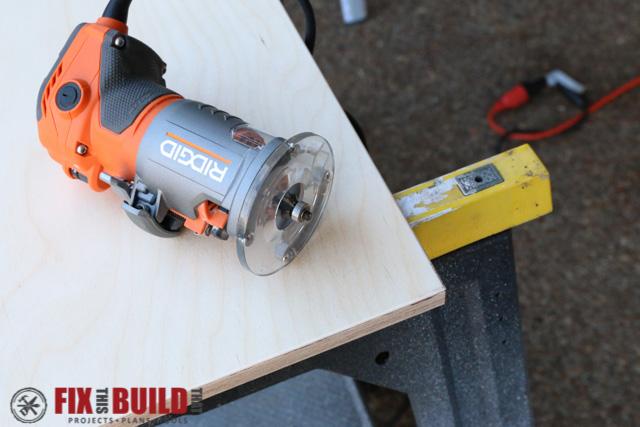 DIY Flip Top Tool Stand-5