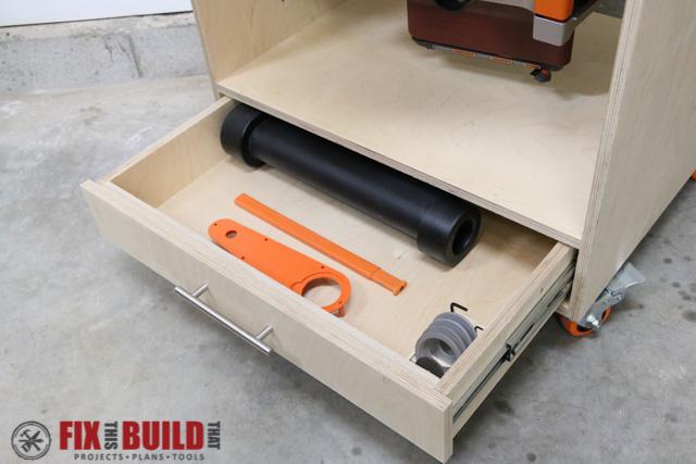 DIY Flip Top Tool Stand-51