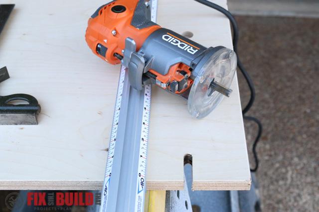 DIY Flip Top Tool Stand-6