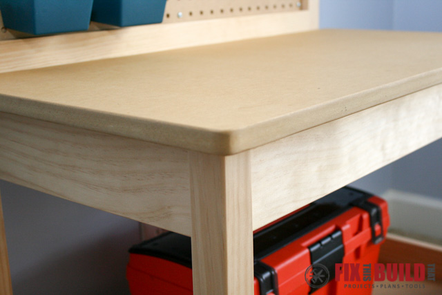 DIY Kids Kids Workbench f-3