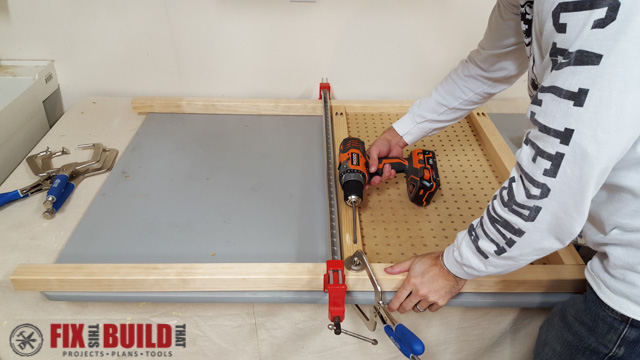 DIY Kids Workbench-19