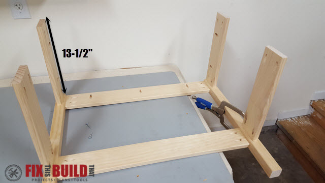 DIY Kids Workbench-41t