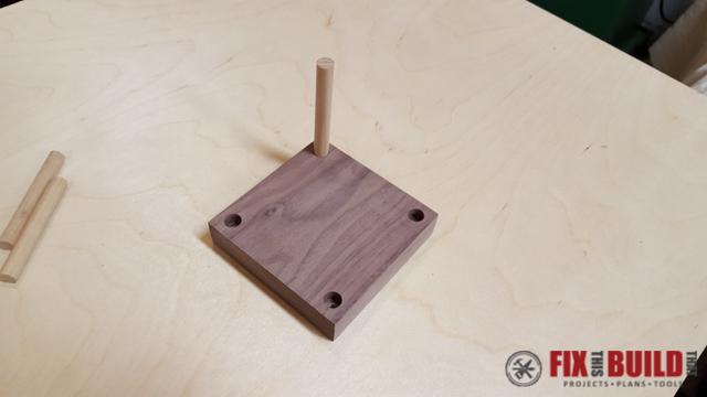 DIY Wood Drink Coasters-16