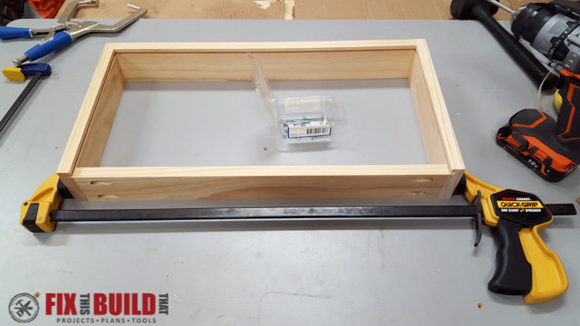 DIY Writing Desk-15
