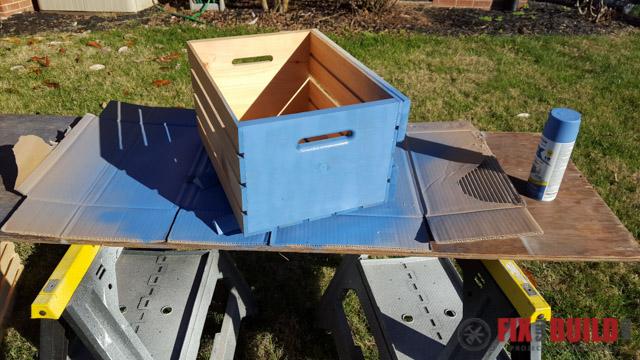 DIY Sliding Crate Closet Storage-42