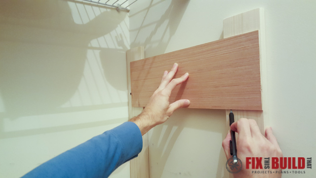 DIY Sliding Crate Closet Storage-90