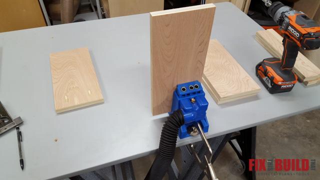 DIY Parallel Clamp Rack-16