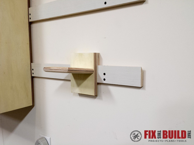 French Cleat Tool Storage System | FixThisBuildThat