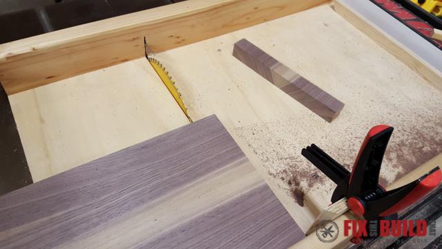 How to Make an End Grain Cutting Board-13