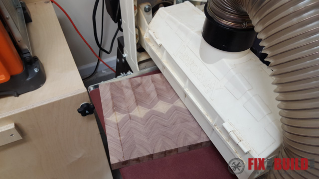 How to Make an End Grain Cutting Board-20