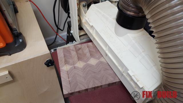 How to Make an End Grain Cutting Board-20