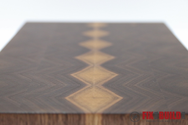 How to Make an End Grain Cutting Board-29