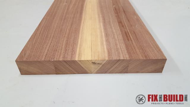 How to Make an End Grain Cutting Board-4