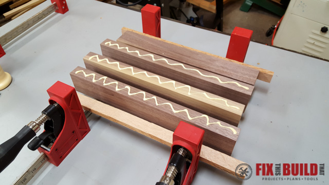 How to Make an End Grain Cutting Board-6