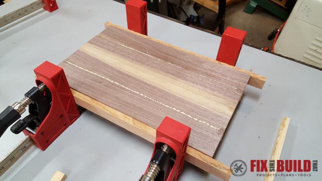 How to Make an End Grain Cutting Board-7