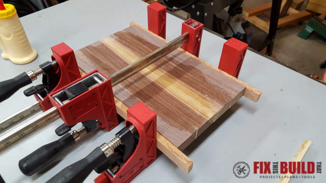 How to Make an End Grain Cutting Board-8