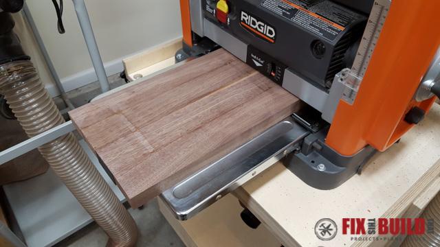 How to Make an End Grain Cutting Board-9