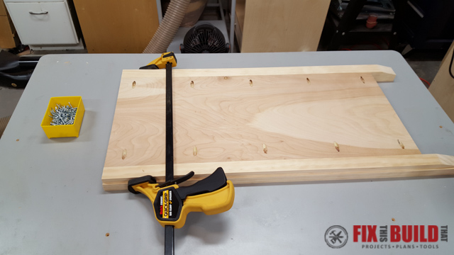 DIY Sideboard Cabinet-11