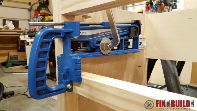 DIY Sideboard Cabinet-13