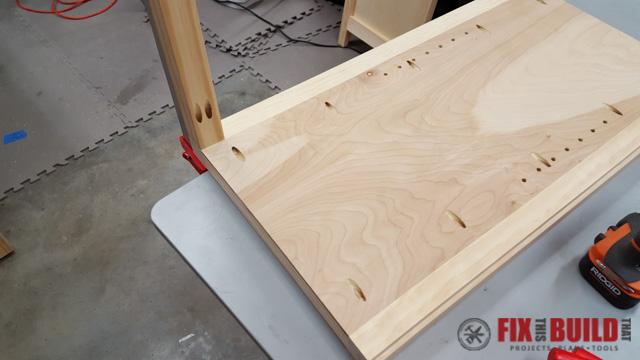 DIY Sideboard Cabinet-19