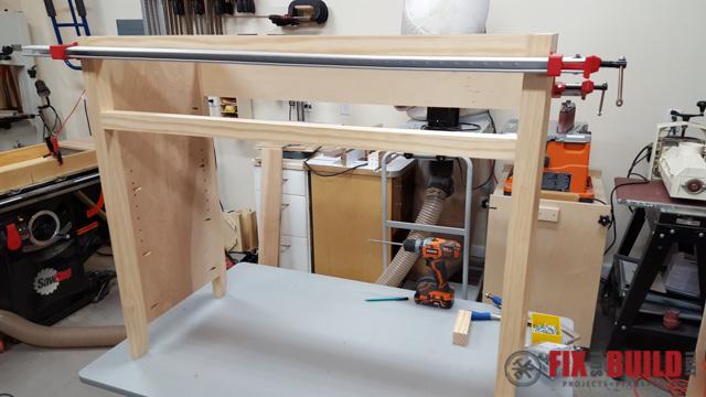 DIY Sideboard Cabinet-22