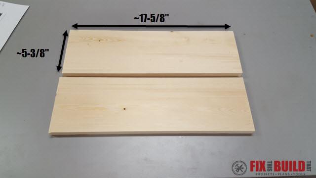 DIY Sideboard Cabinet-22t