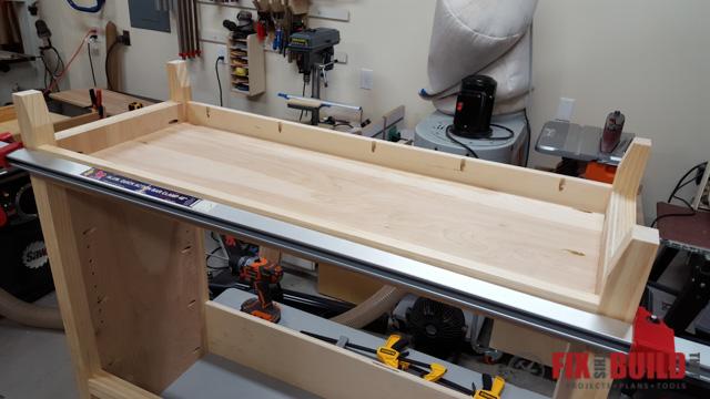 DIY Sideboard Cabinet-25